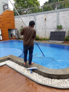 Jasa perawatan kolam renang di jakarta
